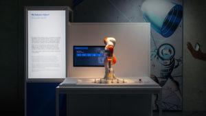 XITASO und KUKA zeigen Mensch-Roboter-Kollaboration im Deutschen Museum