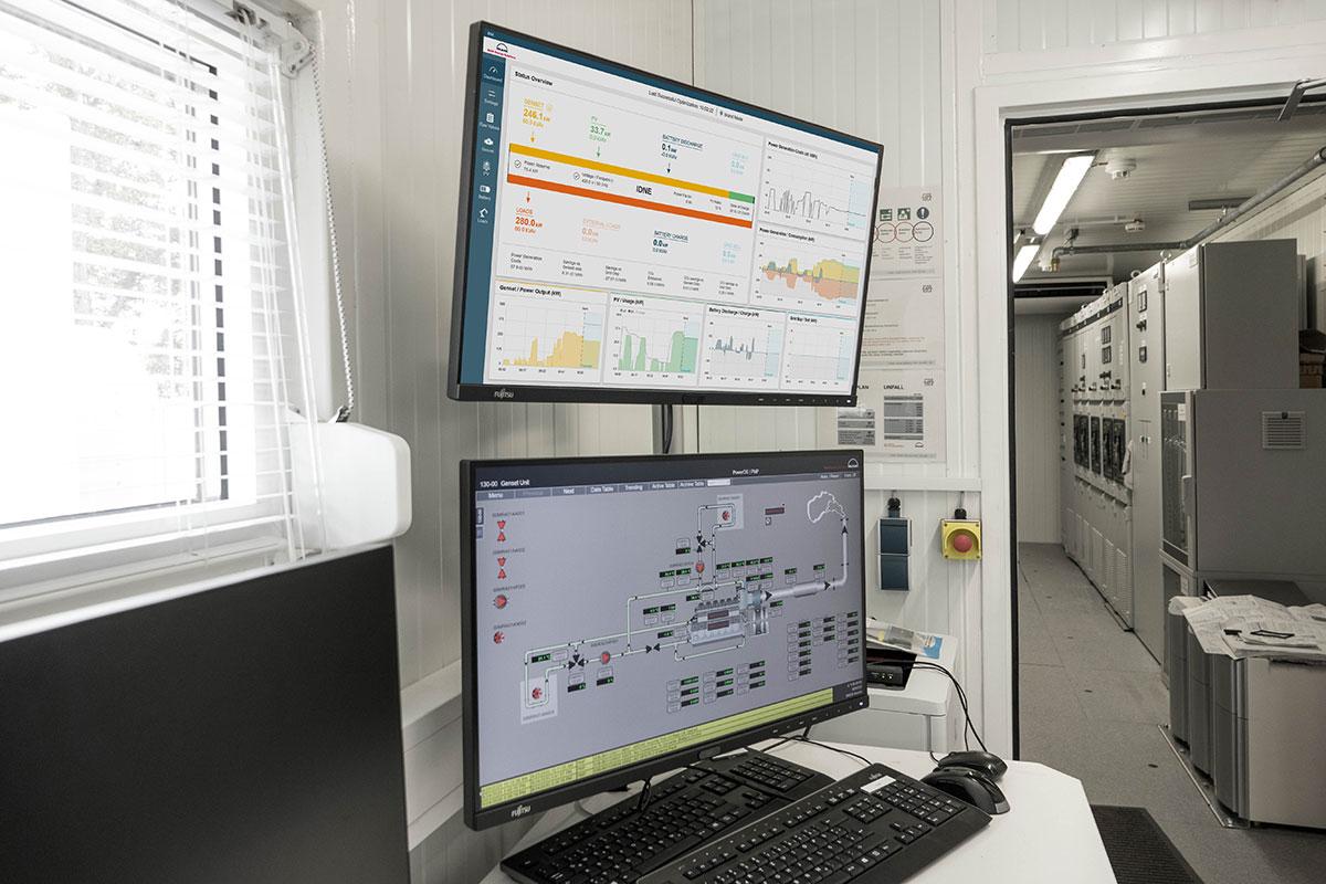 XITASO MAN Energy Solutions Illumine Screens