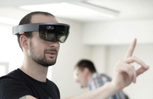 AR VR glasses
