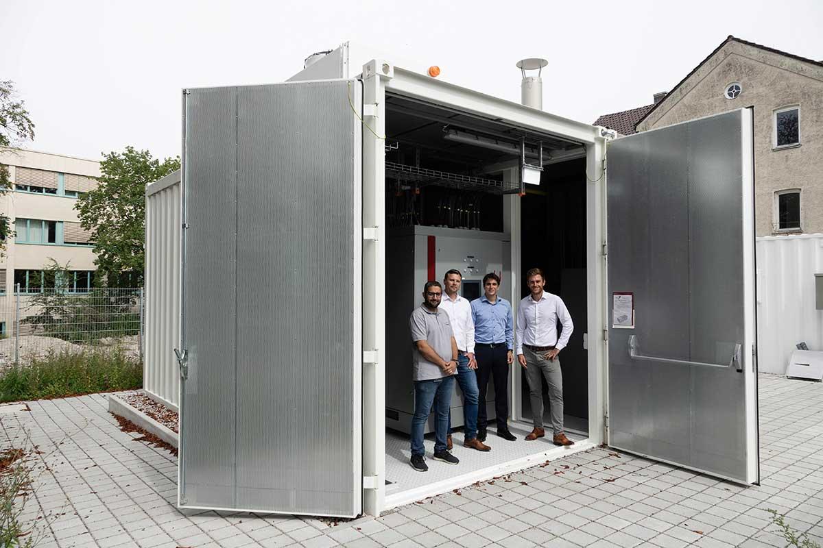 XITASO und MAN Energy Solutions Projekt Illumine