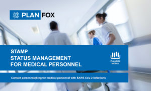 STAMP – Status Management for Medical Personnel as a New Module for PLANFOX
