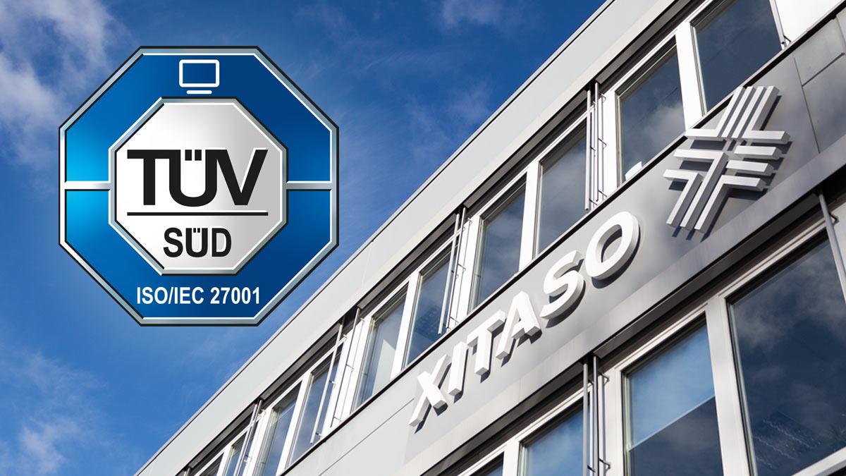 XITASO ISO 27001 Informationssicherheit-Managementsystem