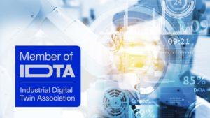 XITASO wird Mitglied bei der Industrial Digital Twin Association (IDTA)