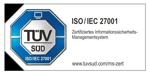 XITASO ISO 27001 Informationssicherheit Managementssystem